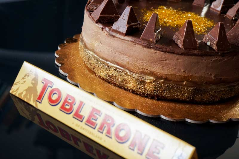 toblerone torta-6