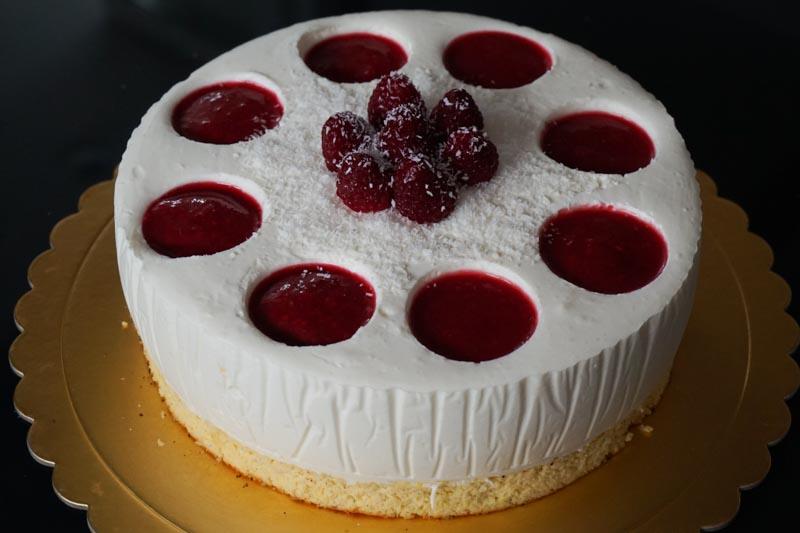 jogurt-kokos torta-5