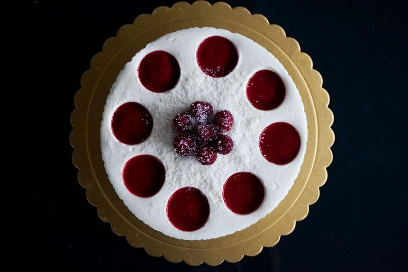 jogurt-kokos torta-7